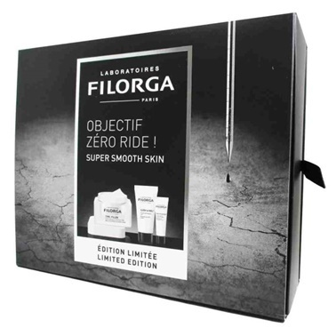 Filorga Time Filler 50ml + Sleep and Peel 15ml + Time Filler Eyes 4ml Kofre Renksiz